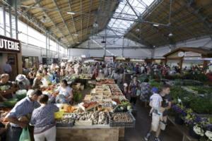 Marché hebdomadaire du mardi Aire-sur-l'Adour   2022-01-11