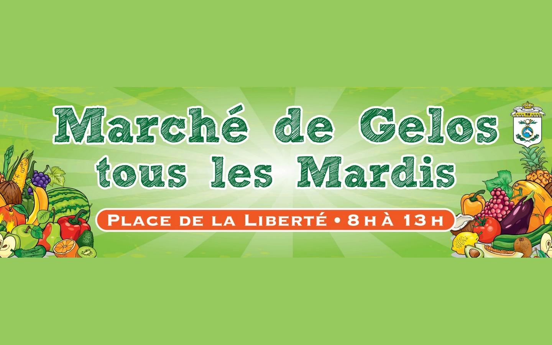 Marché Gelos   2020-09-15