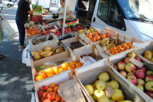 Petit marché Mugron   2021-02-27