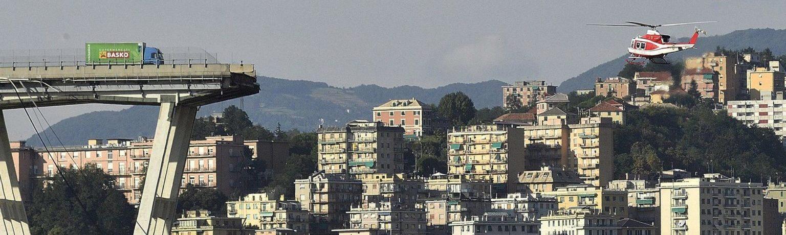 LE PONT MORANDI S'EFFONDRE. BUSSY REVIENT SUR CETTE TRAGÉDIE