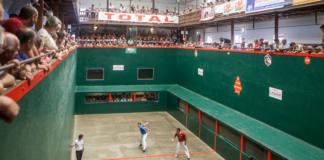 Pelote basque à main nue Saint-Jean-Pied-de-Port   2021-05-31