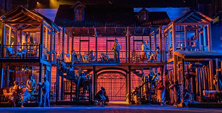 Opéra : Porgy and Bess Villeréal   2020-02-01