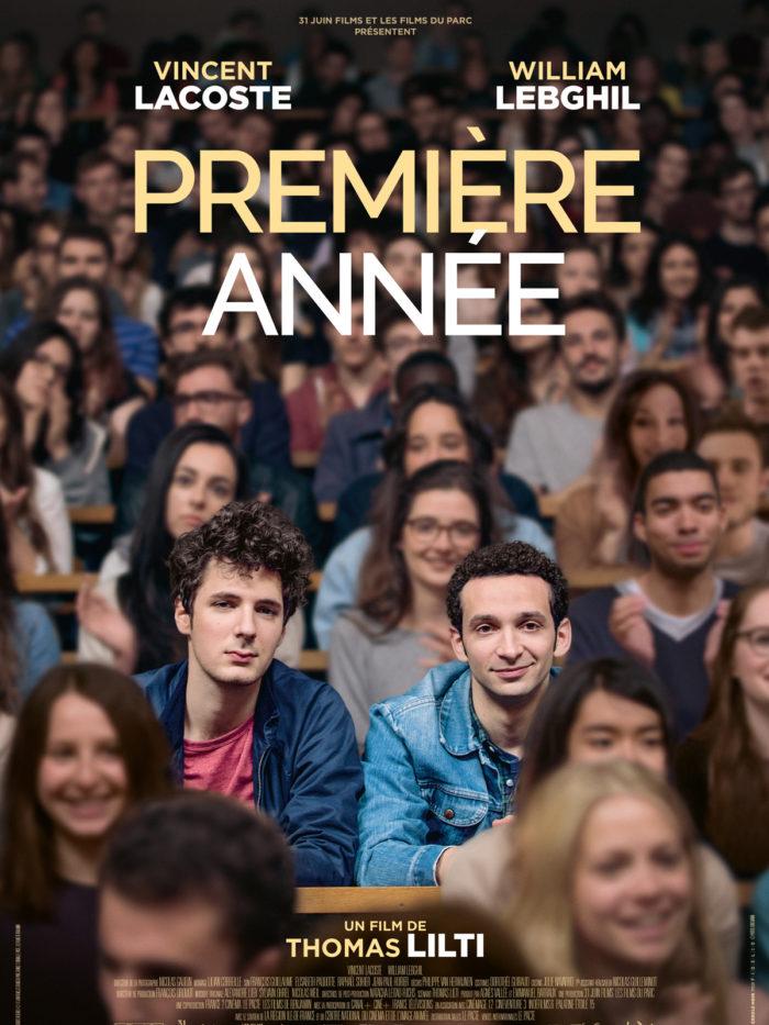 Film Première année Thomas Lilti Antoine Lacoste