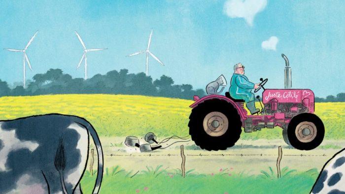 bd didier 5e roue tracteur ravard