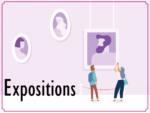 """Exposition au Chapitre : """"Atelier Correspondances"""" Châteaumeillant   2021-06-18"""