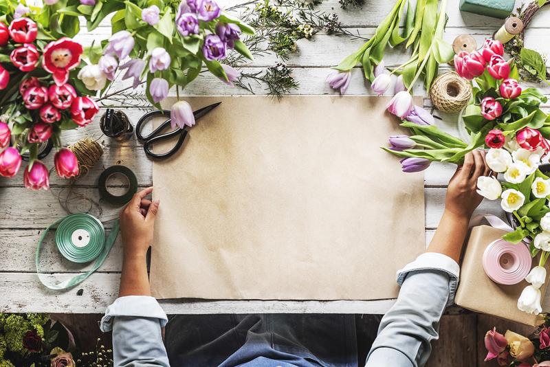 Atelier d'Art floral pour adulte : bouquet champêtre La Châtre   2020-07-18
