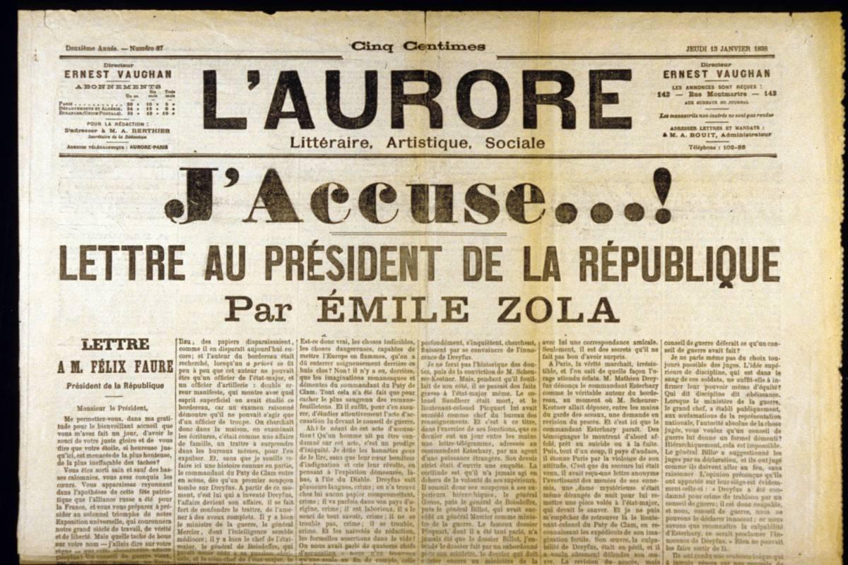 L'AFFAIRE DREYFUS : SYMBOLE DE L'ERREUR JUDICIAIRE