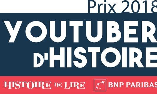 YOUTUBER D'HISTOIRE