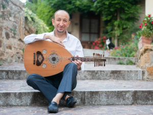 Rencontre artistique - Iyad Haimour