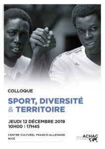 """Colloque: """"Sport"""