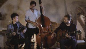 Hivernales du Jazz - Latcho Swing au Petit Café dans la Prairie Theix-Noyalo   2020-01-17