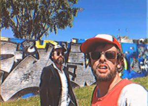 MAn Foo TITS (hip hop) au petit café dans la prairie THEIX NOYALO 2020-01-24