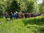 Randonnée : Circuit du bois du Fao Gouarec   2020-09-25