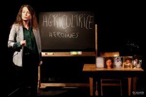 Théâtre : Héroïnes ST AVE 2020-03-07