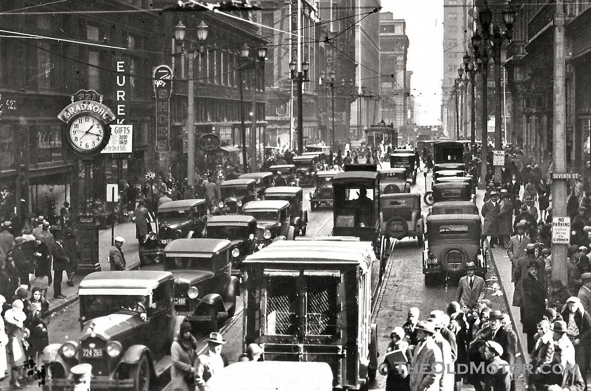 Saint Louis, Missouri 1930