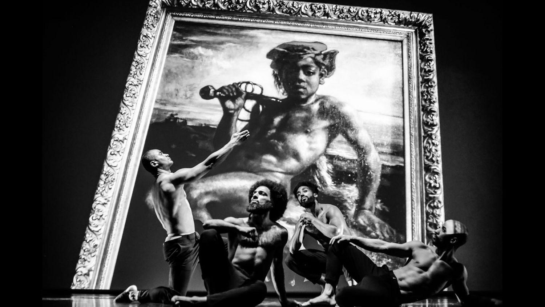 Abd Al Malik : Le Jeune Noir à L'Epée Théâtre de la Ville - Espace Cardin
