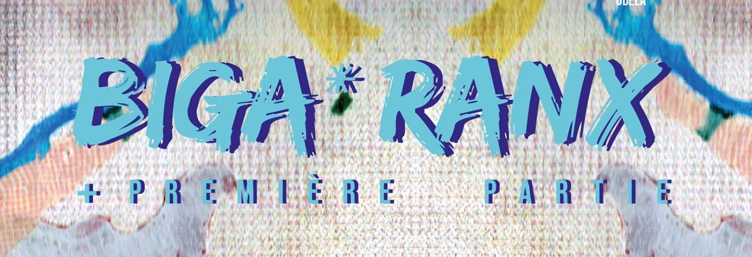 Biga* Ranx à l'Espace Vasarely – Antony (92) Espace Vasarely
