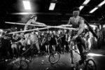 Bike Kill Médiathèque Edmond Rostand
