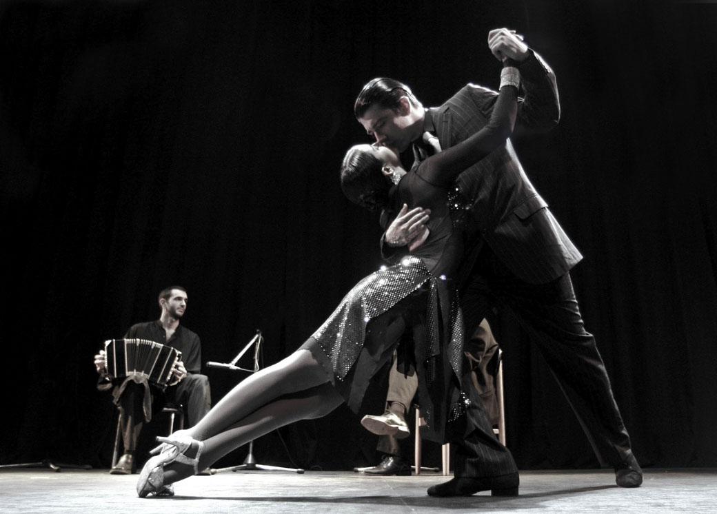 Conférence sur le tango Médiathèque Hélène Berr
