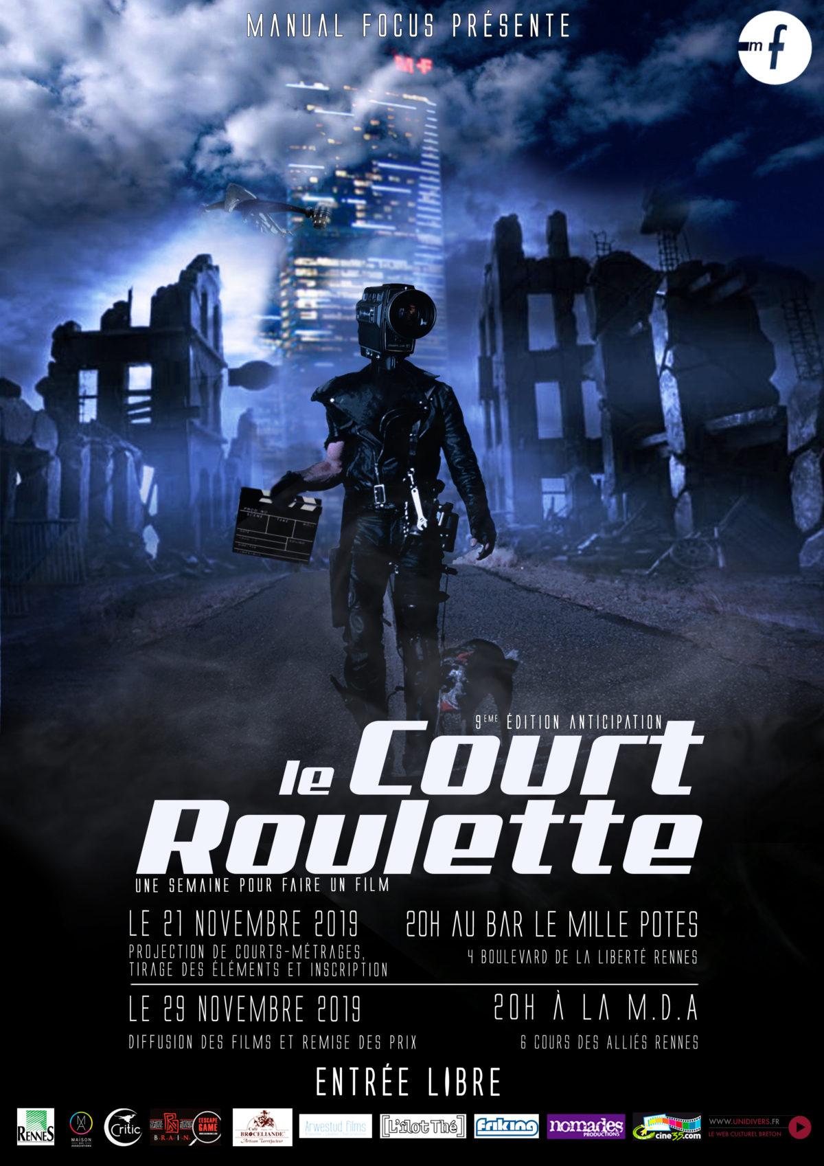 Court Roulette 9e edition