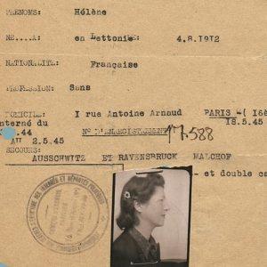 Exposition temporaire: Enquêter sur les Juifs rentrés de dép Mémorial de la Shoah