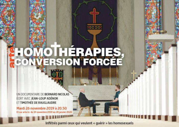 HOMOTHERAPIE CONVERSIONS FORCEES