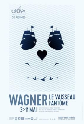 Le vaisseau Fantôme, Wagner