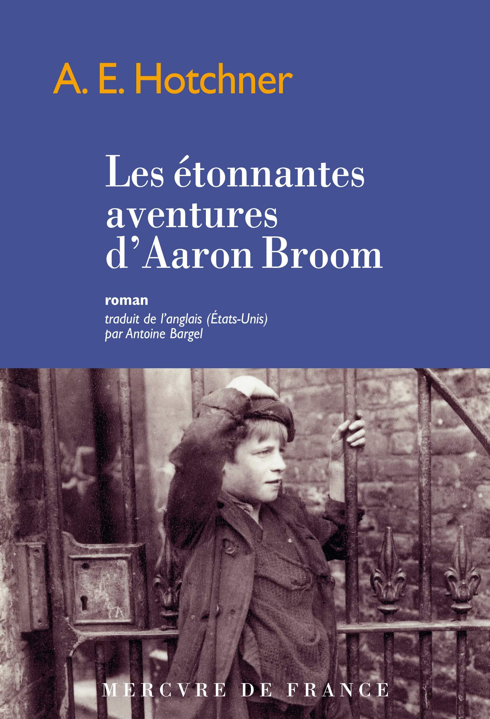 Les étonnantes aventures d'Aaron Broom
