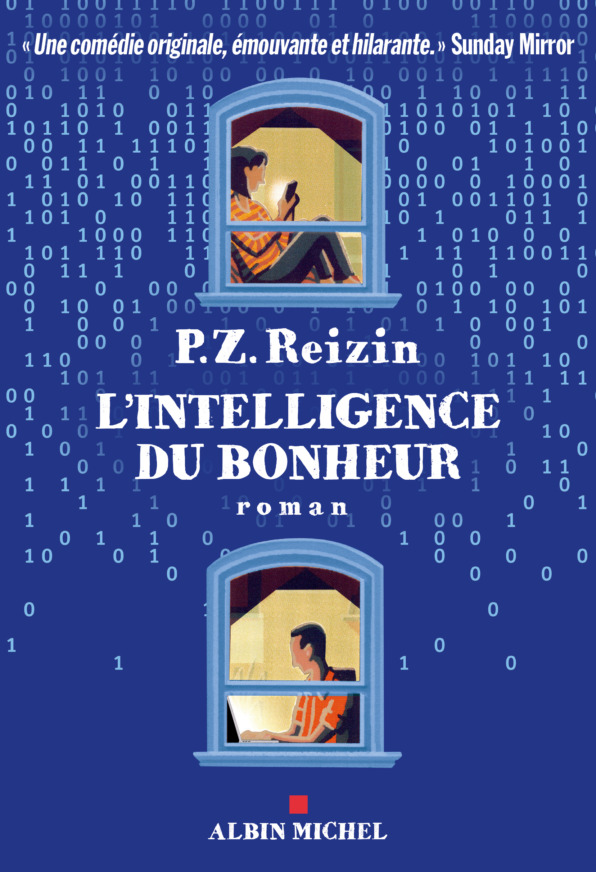 Reizin l'intelligence du bonheur roman science-fiction