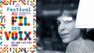 Macha Gharibian Trio • Festival Au Fil des Voix Le 360 Paris Music Factory