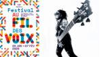 Manou Gallo • Festival Au Fil des Voix Le 360 Paris Music Factory