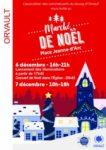 Marché de Noël et lancement des illuminations Bourg d'Orvault
