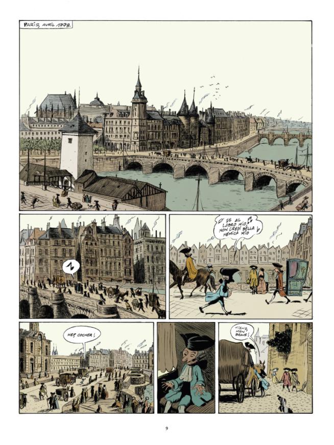 BD MOZART A PARIS