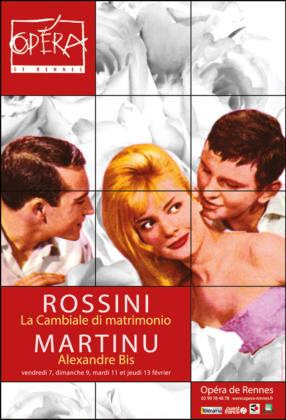 La cambiale di matrimonio, Martinu, Rossini