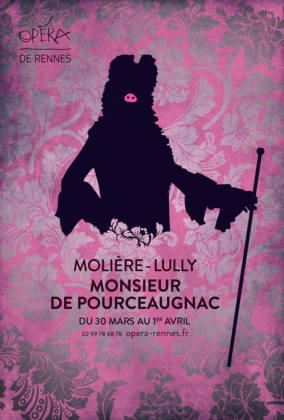 Monsieur de Pourceaugnac, Molière Lully