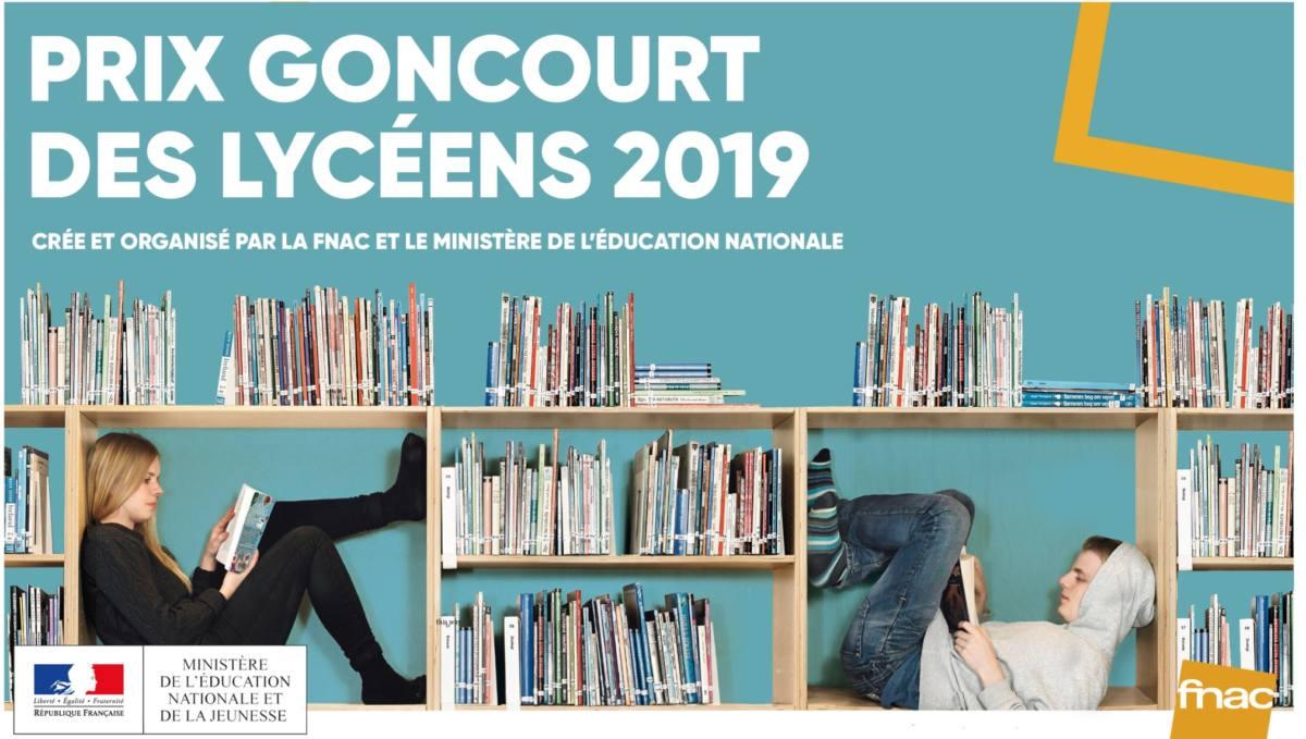 PRIX GONCOURT DES LYCÉENS : DES RENNAIS DANS LE JURY