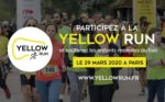 Yellow Run Parc des Buttes Chaumont