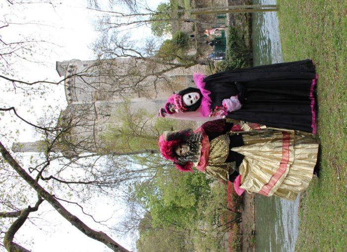 12ème Carnaval Vénitien Mehun-sur-Yèvre   2021-04-24