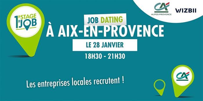 Job Dating Aix-en-Provence : décrochez un emploi dans votre région ! Aix-en-Provence Aix-en-Provence