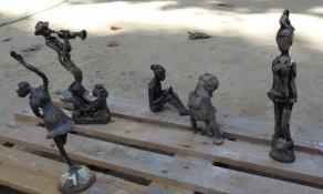 Atelier découverte: Technique du bronze à la cire perdue La Coquille