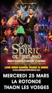 REPORTE - CELTIC SPIRIT OF IRELAND Capavenir Vosges   2021-03-08