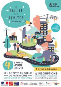 Inscriptions ouvertes pour la 6e édition du Rallye des Pépites Bordelaises DA 204 Mérignac Mérignac