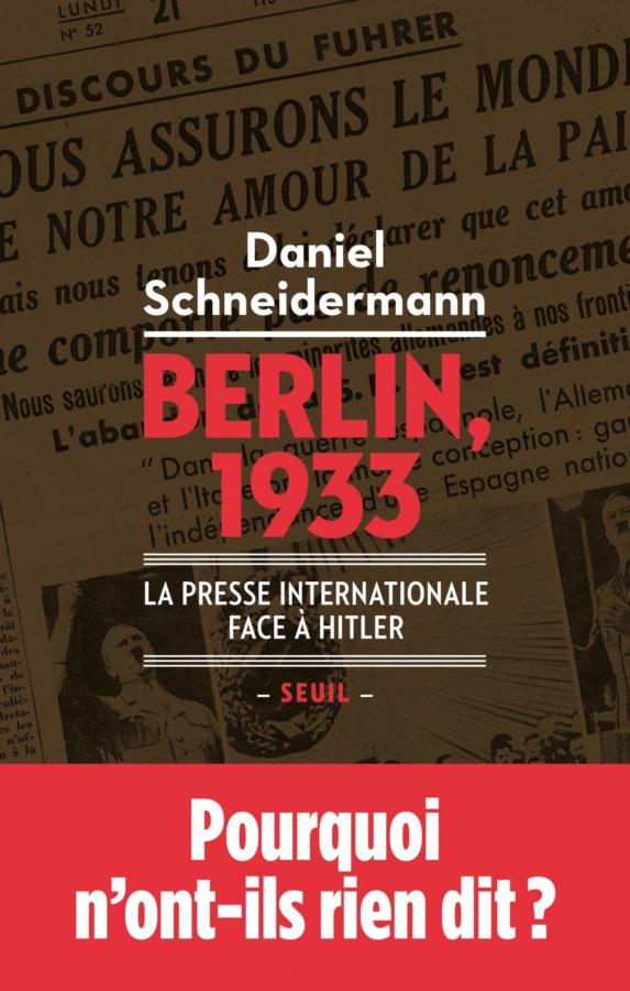 DANIEL SCHNEIDERMANN BERLIN 1933