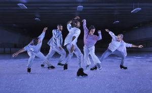 """Danse sur glace à Laon : """"Threshold"""" Laon"""