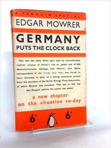 EDGAR MOWRER