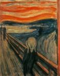 Le Cri, Edvard Munch, 1893.