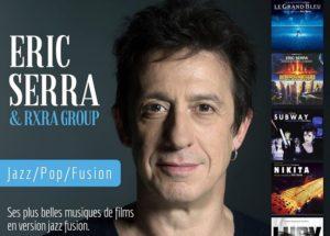 "Eric SERRA ""RXRA"" Group Sunset & Sunside"