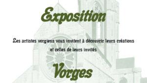 """Exposition artistique à Vorges : """"L'art au village"""" Vorges"""