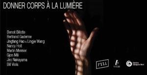 EXPOSITION - DONNER CORPS À LA LUMIÈRE Thionville