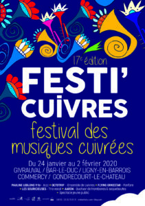 FESTI'CUIVRES    2020-01-24